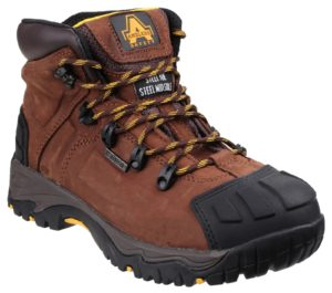 FS39 Waterproof Lace up Safety Boot