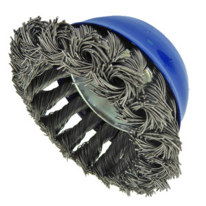 75mm Twist Knot Wire Cup Brush M14
