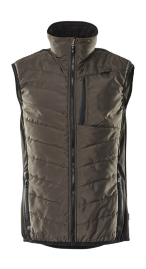 Mascot Thermal Gilet With CLIMASCOT Dark Anthracite/Black