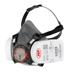 JSP Force 8 Half-Mask with PressToCheck P3 Filters Medium